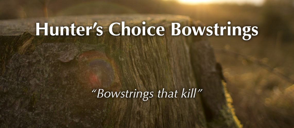 Hunter's Choice Bowstrings