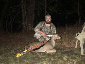 George Johnson - Whitetail Doe